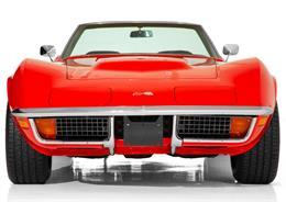 1972 Chevrolet Corvette (CC-1217097) for sale in Des Moines, Iowa