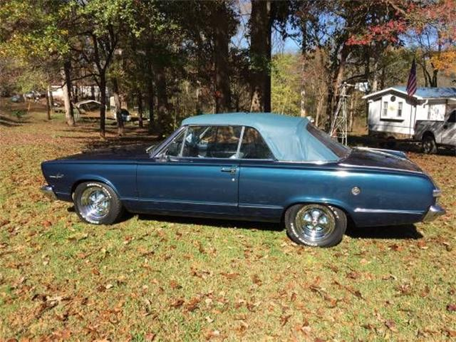 1966 Plymouth Valiant (CC-1210712) for sale in Cadillac, Michigan