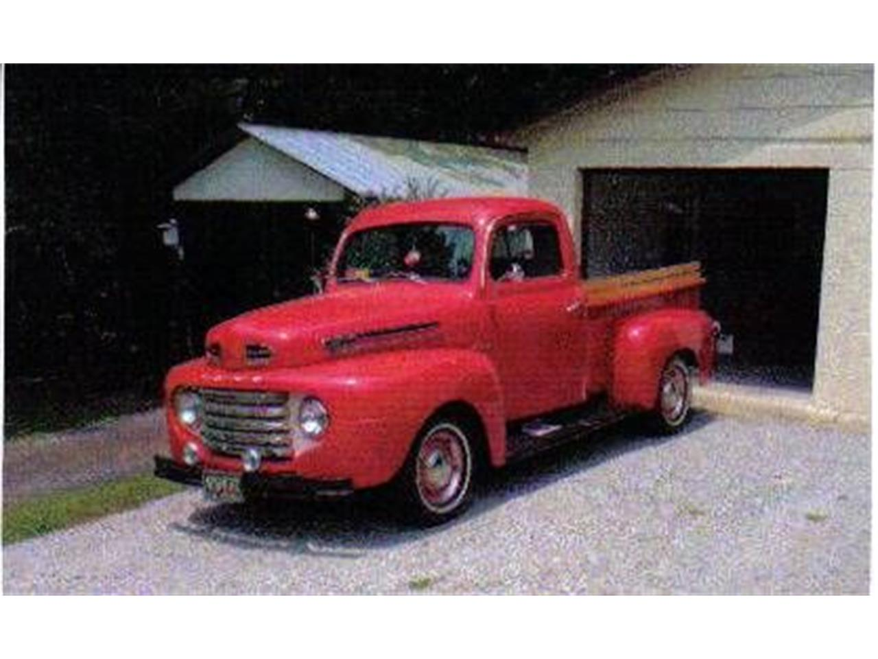 1950 Ford Pickup (CC-1210713) for sale in Cadillac, Michigan
