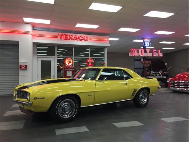 1969 Chevrolet Camaro (CC-1217136) for sale in Dothan, Alabama