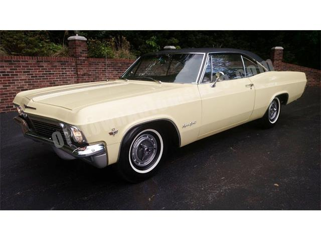 1965 Chevrolet Impala (CC-1217145) for sale in Huntingtown, Maryland