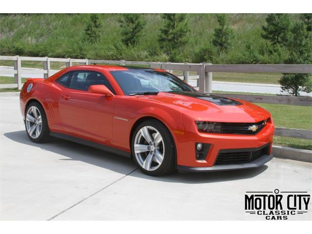 2012 Chevrolet Camaro ZL1 (CC-1217159) for sale in Vero Beach, Florida