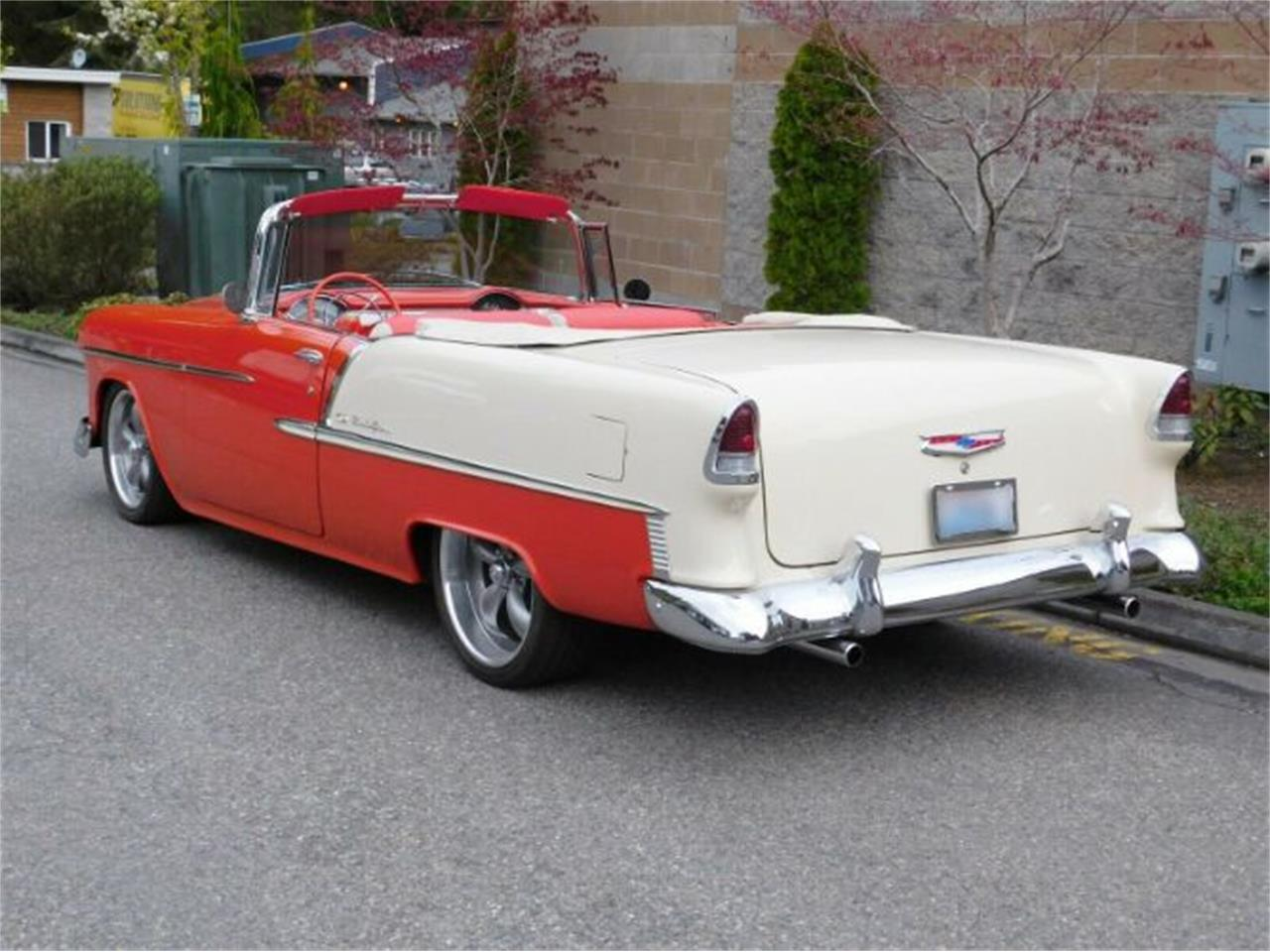 1955 Chevrolet Bel Air (CC-1210716) for sale in Cadillac, Michigan