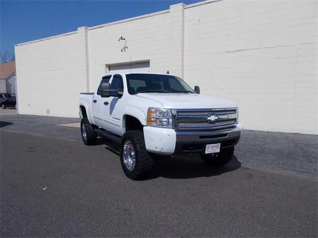 2010 Chevrolet Silverado (CC-1217171) for sale in Riverside, New Jersey