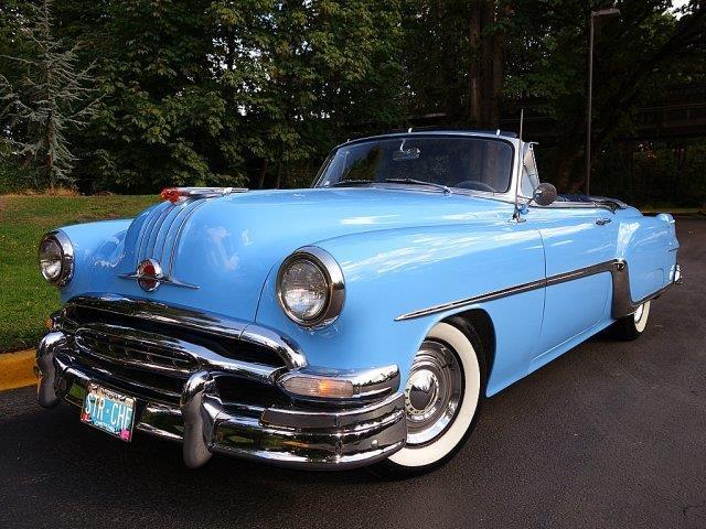 1954 Pontiac Star Chief (CC-1217173) for sale in Eugene, Oregon