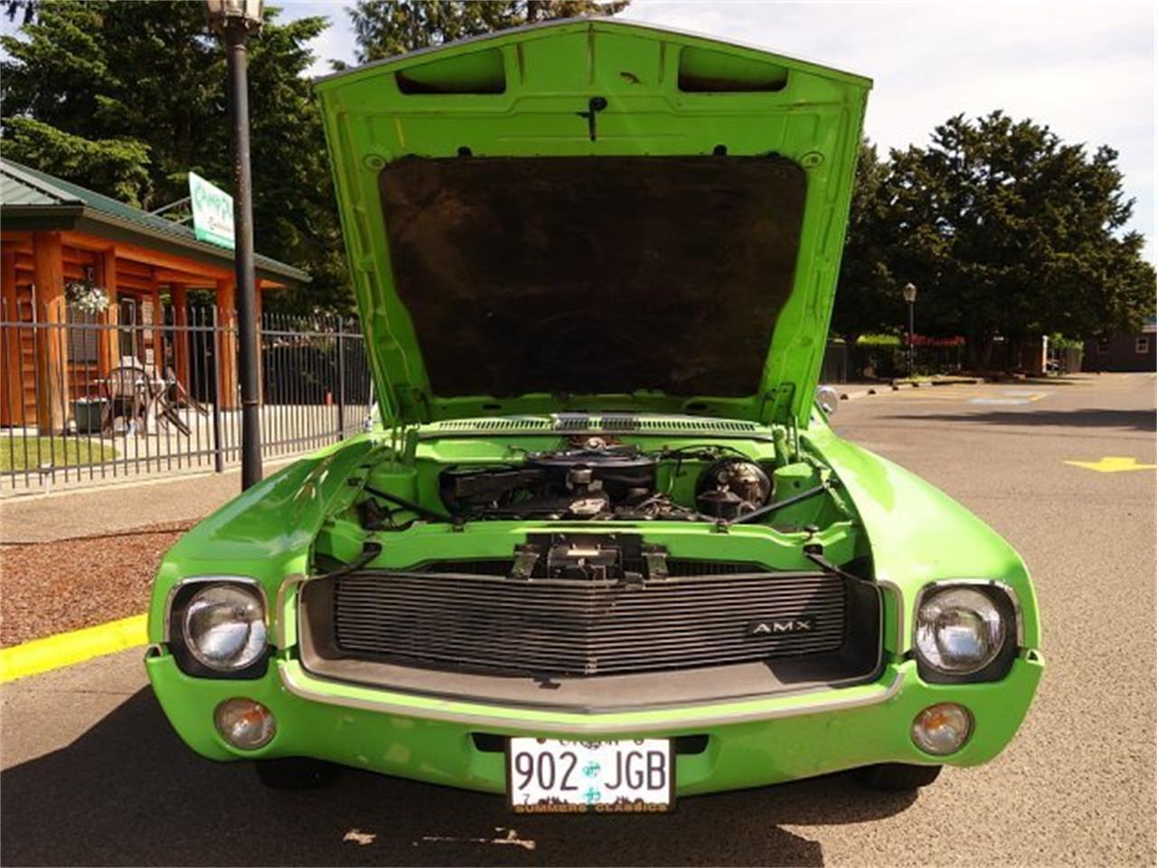 1969 AMC AMX (CC-1217174) for sale in Eugene, Oregon