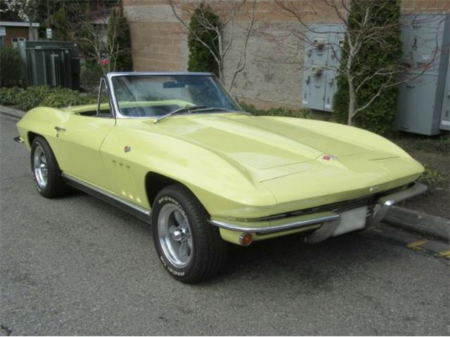 1966 Chevrolet Corvette (CC-1210718) for sale in Cadillac, Michigan