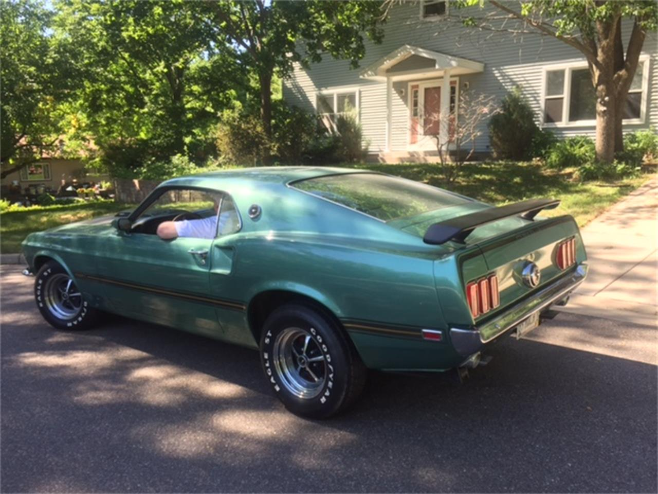 1969 Ford Mustang Mach 1 (CC-1217180) for sale in WESTON, Wisconsin