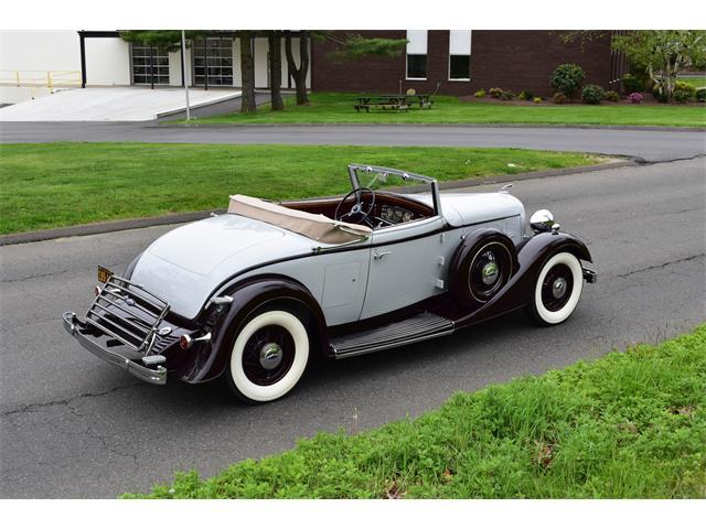 1934 Lincoln K V-12 (CC-1217182) for sale in Orange, Connecticut