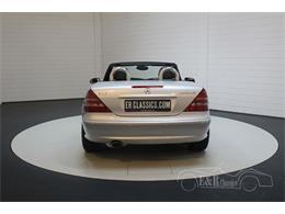 2000 Mercedes-Benz SLK-Class (CC-1217183) for sale in Waalwijk, noord brabant