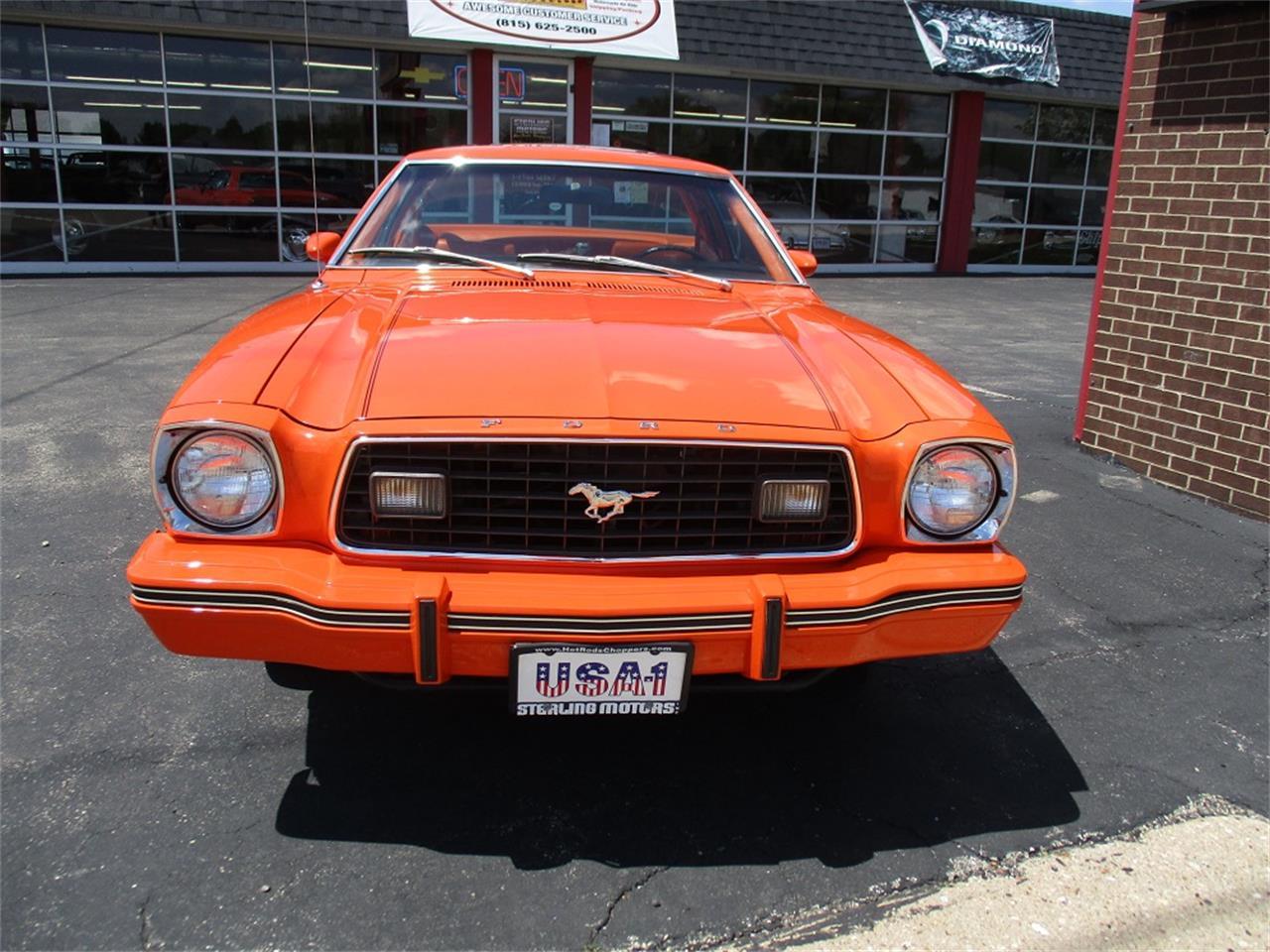 1978 Mustang Hatchback For Sale