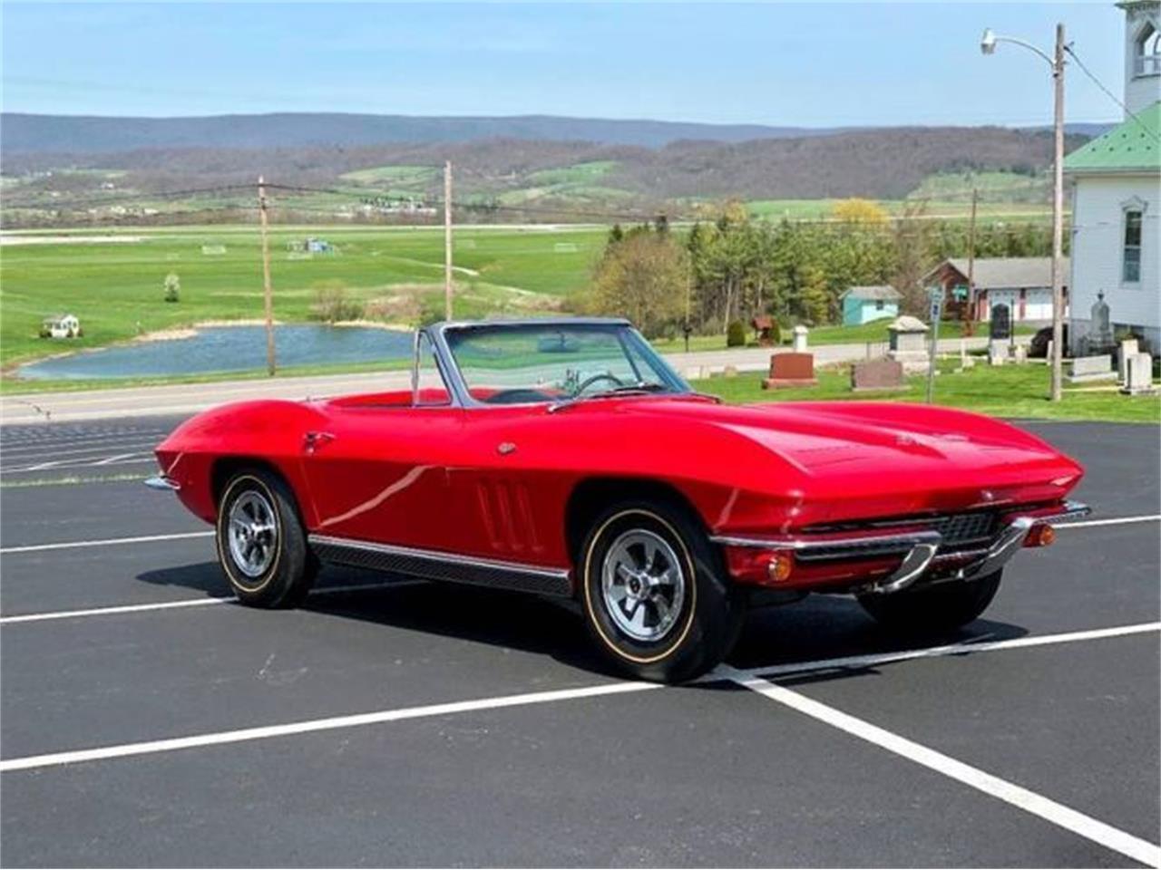 1966 Chevrolet Corvette (CC-1210727) for sale in Cadillac, Michigan
