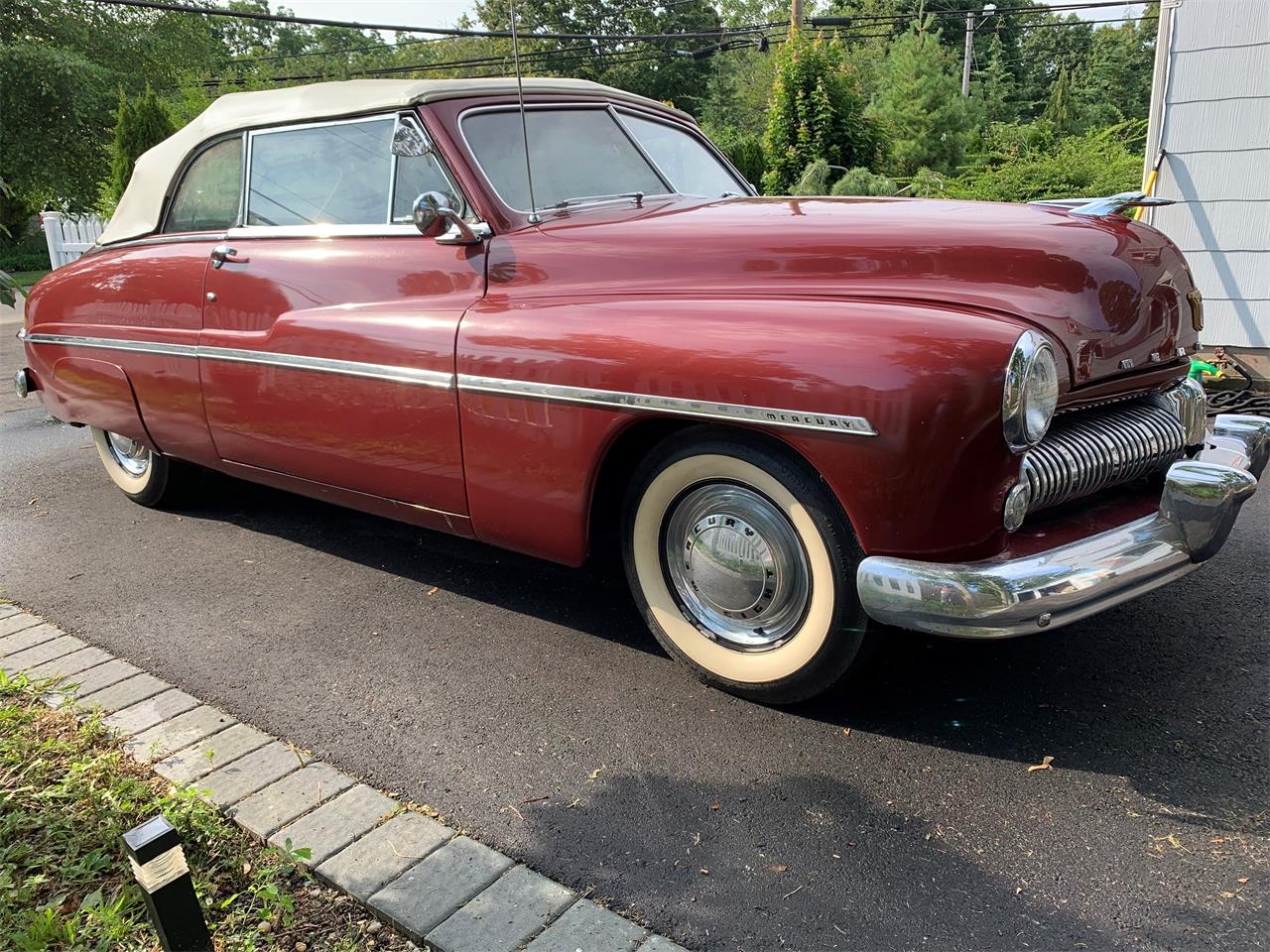 1949 Mercury Convertible (CC-1217271) for sale in Bayport , New York