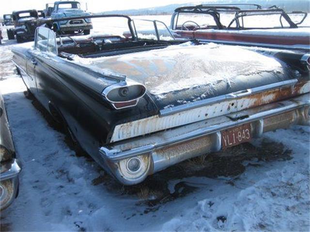 1958 Oldsmobile Dynamic 88 (CC-1217304) for sale in Cadillac, Michigan