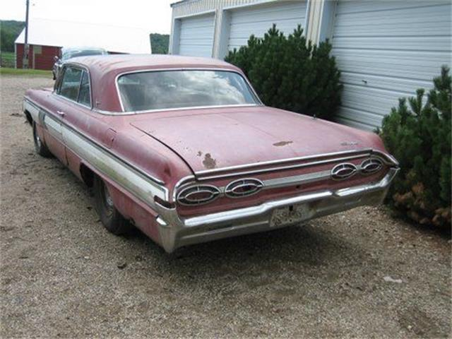 1962 Oldsmobile Starfire (CC-1217305) for sale in Cadillac, Michigan