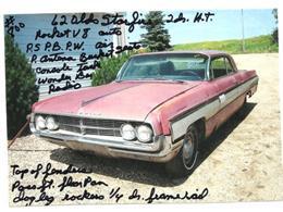 1962 Oldsmobile Starfire (CC-1217305) for sale in Cadillac, Michigan