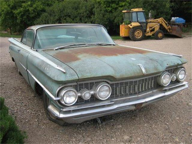 1959 Oldsmobile Dynamic 88 (CC-1217306) for sale in Cadillac, Michigan