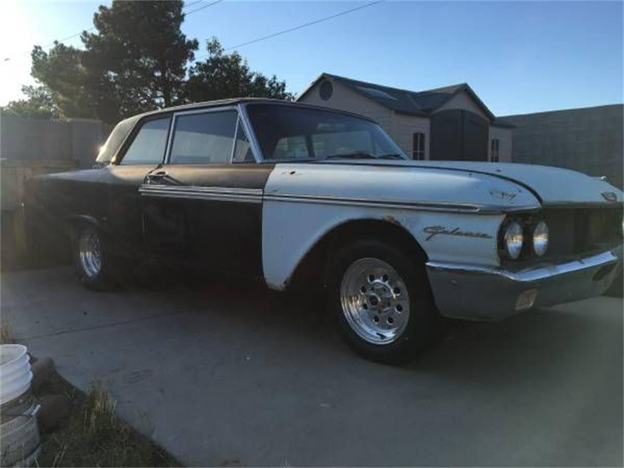 1962 Ford Galaxie 500 (CC-1217314) for sale in Cadillac, Michigan