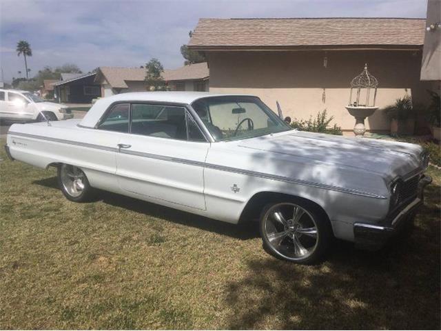 1964 Chevrolet Impala (CC-1217322) for sale in Cadillac, Michigan