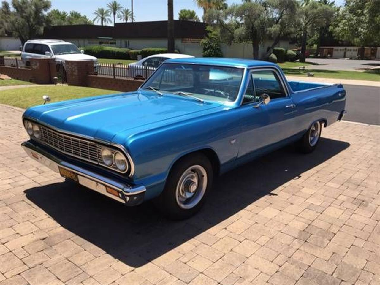 1964 Chevrolet El Camino (CC-1217327) for sale in Cadillac, Michigan