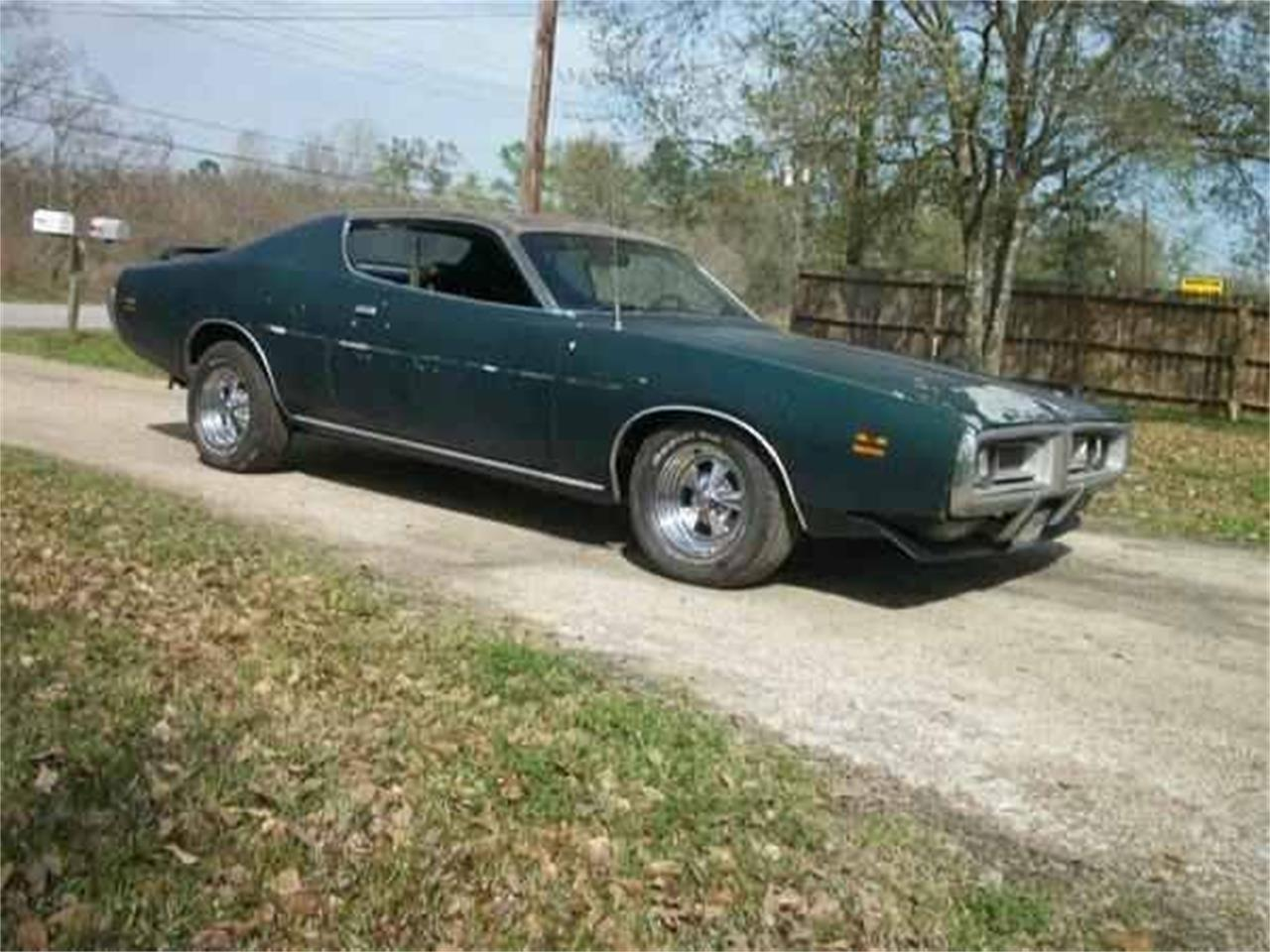 1971 Dodge Charger (CC-1217340) for sale in Cadillac, Michigan