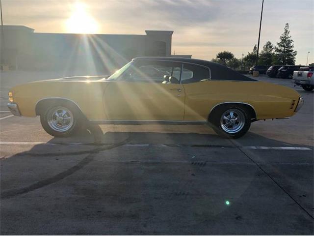 1971 Chevrolet Chevelle (CC-1217341) for sale in Cadillac, Michigan