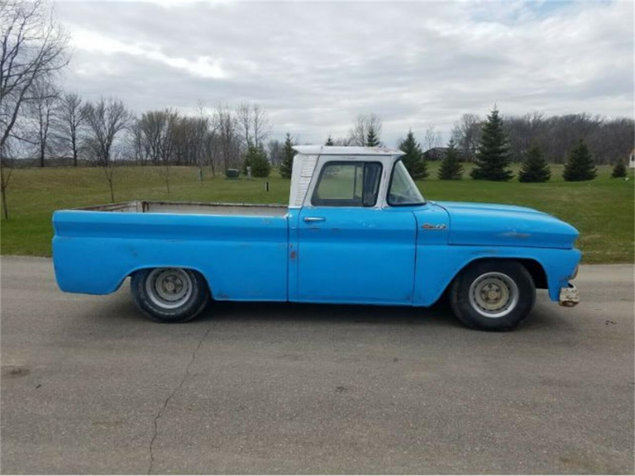 1960 Chevrolet C10 (CC-1217345) for sale in Cadillac, Michigan