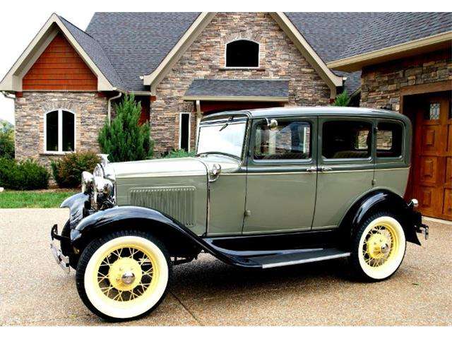 1931 Ford Model A (CC-1210737) for sale in Cadillac, Michigan