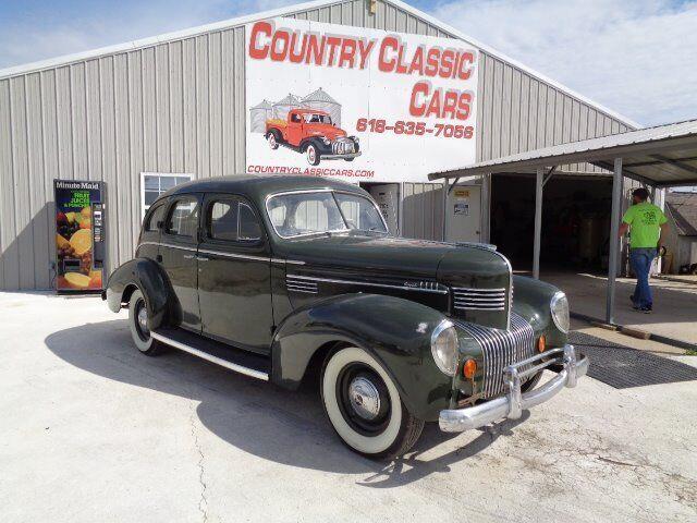 1939 Chrysler Royal (CC-1217370) for sale in Staunton, Illinois