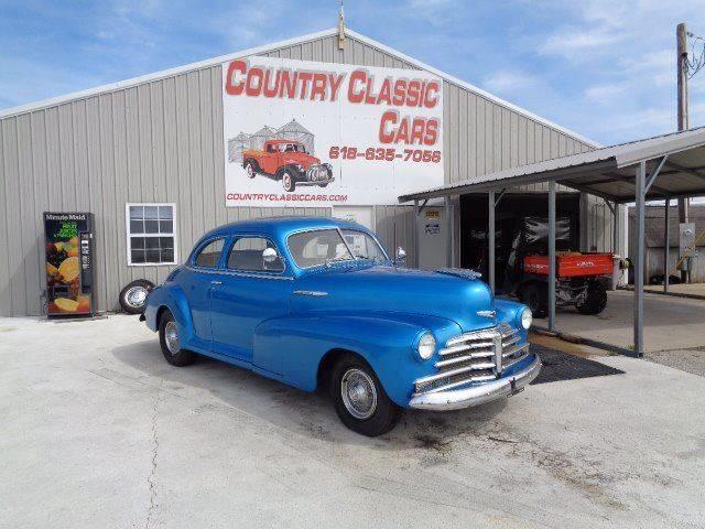 1948 Chevrolet Coupe (CC-1217371) for sale in Staunton, Illinois