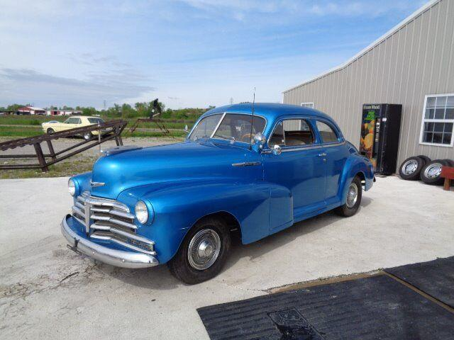 1948 Chevrolet Coupe (CC-1217371) for sale in Staunton, Illinois