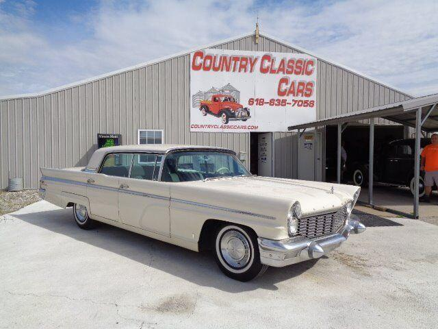 1960 Lincoln Premiere (CC-1217375) for sale in Staunton, Illinois