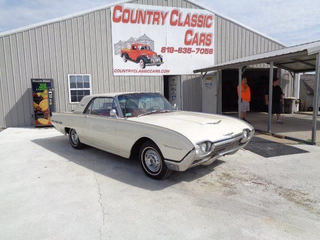 1962 Ford Thunderbird (CC-1217376) for sale in Staunton, Illinois