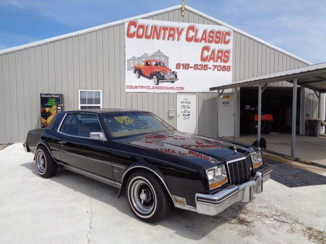 1983 Buick Riviera (CC-1217383) for sale in Staunton, Illinois