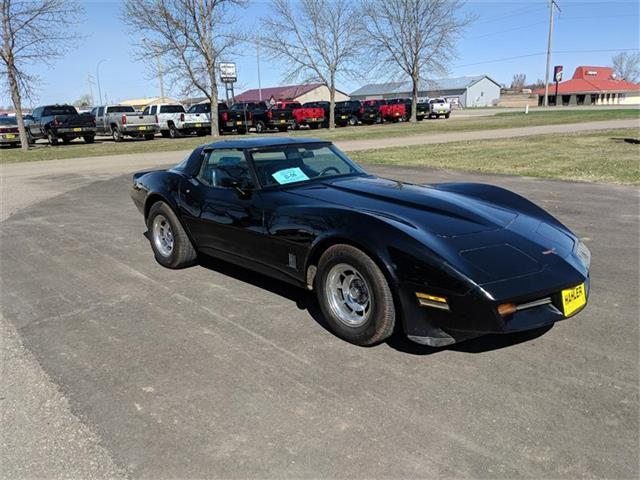1981 Chevrolet Corvette (CC-1210074) for sale in Webster, South Dakota