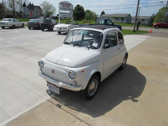 1968 Fiat 500L (CC-1217522) for sale in Ashland, Ohio