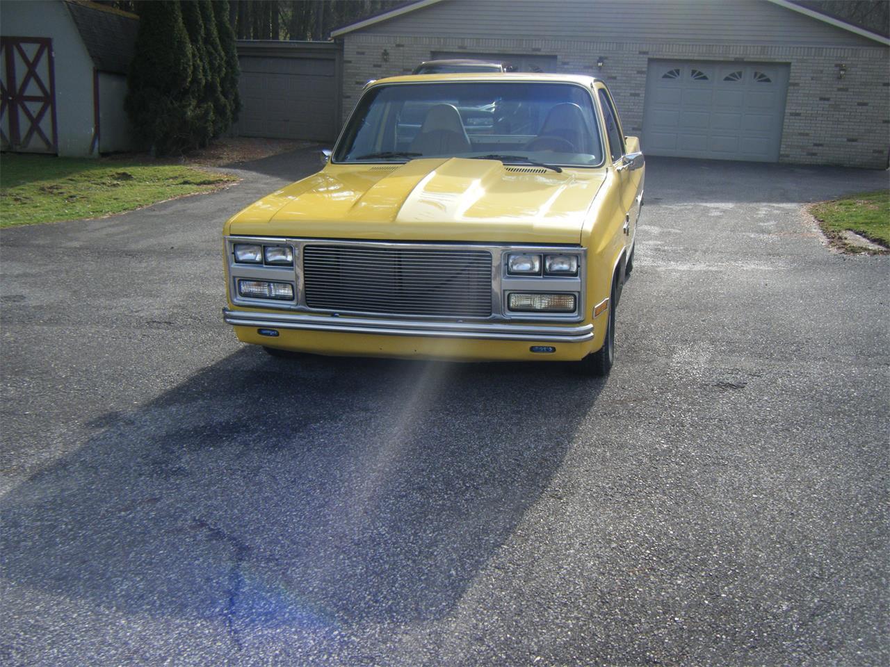 1985 Chevrolet C10 (CC-1217536) for sale in MARTINS FERRY, Ohio