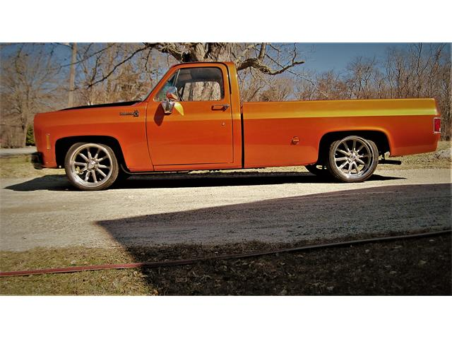 1978 Chevrolet C10 (CC-1217538) for sale in Charlestown, Rhode Island