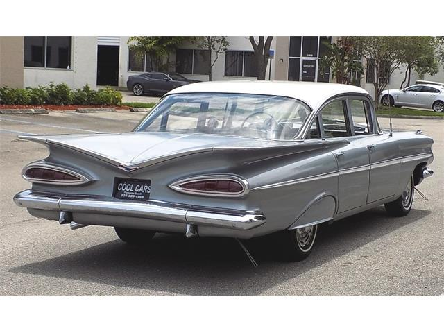 1959 Chevrolet Impala (CC-1217543) for sale in POMPANO BEACH, Florida