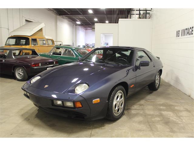 1985 Porsche 928S (CC-1217551) for sale in Cleveland, Ohio
