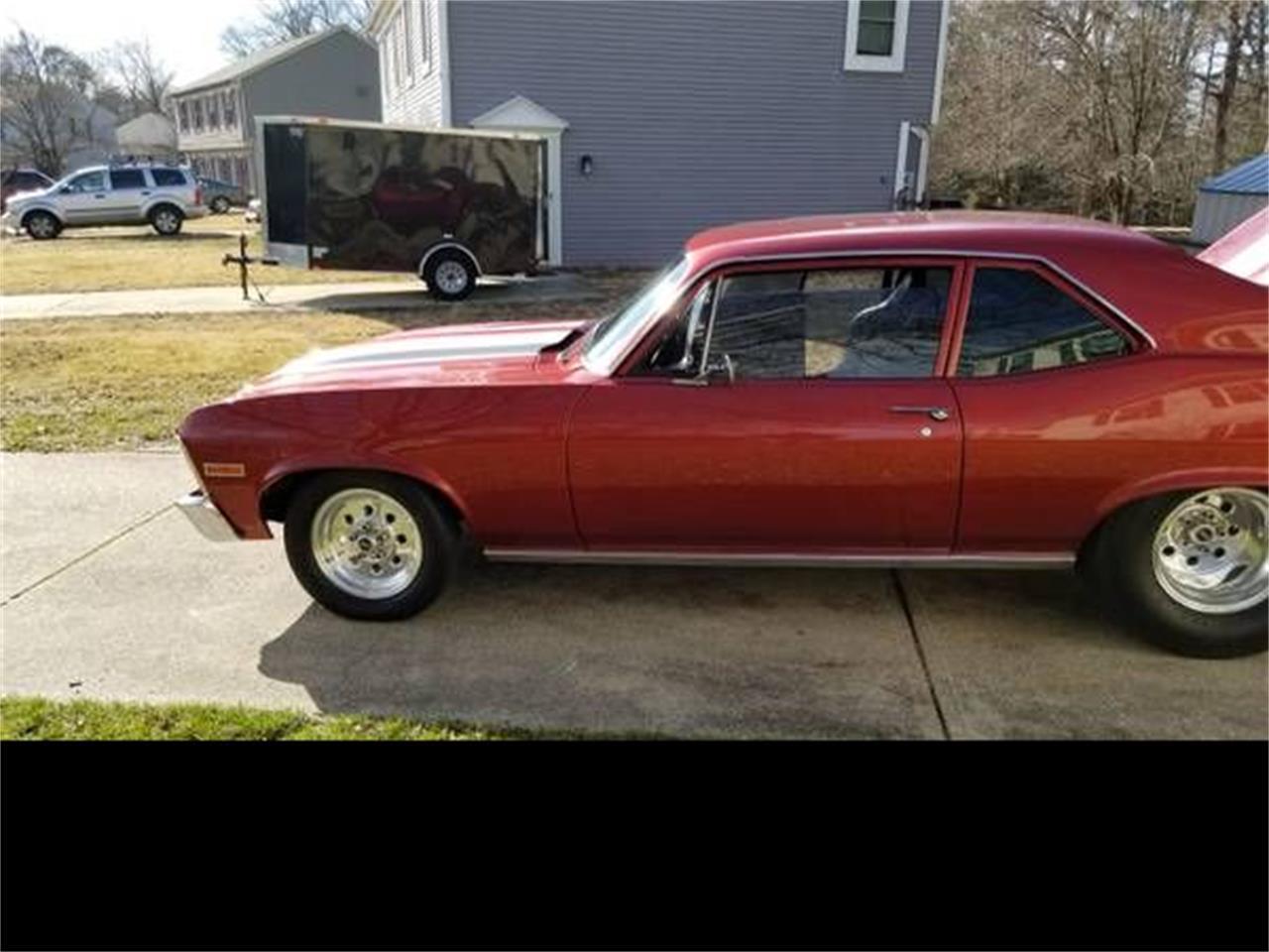 1970 Chevrolet Nova (CC-1210756) for sale in Cadillac, Michigan