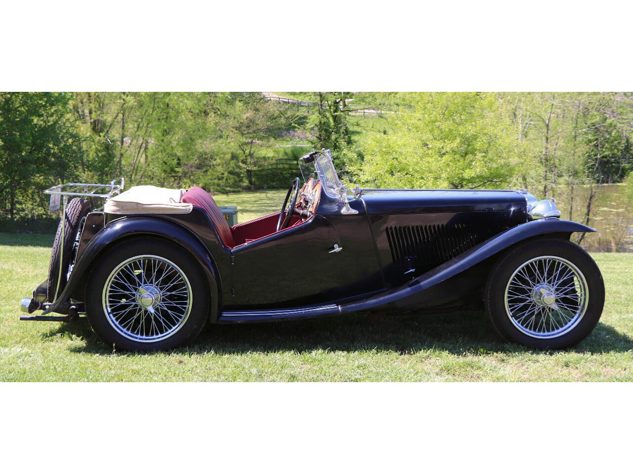1946 MG TC (CC-1210759) for sale in St Louis, Missouri