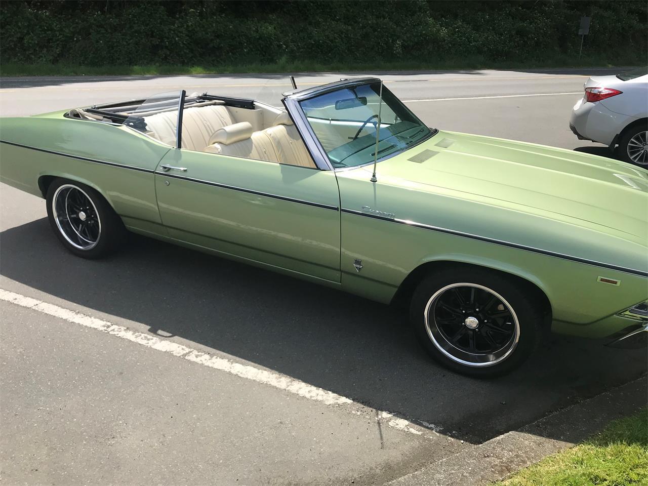 1969 Pontiac Beaumont (CC-1217590) for sale in Nanaimo, British Columbia
