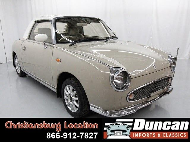 1991 Nissan Figaro (CC-1217628) for sale in Christiansburg, Virginia