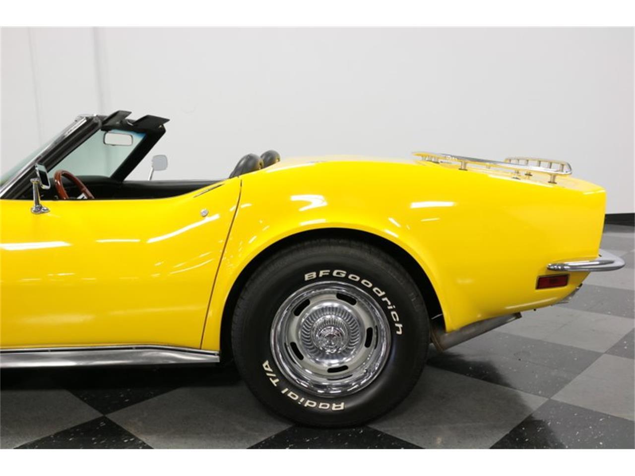 1973 Chevrolet Corvette (CC-1217634) for sale in Ft Worth, Texas