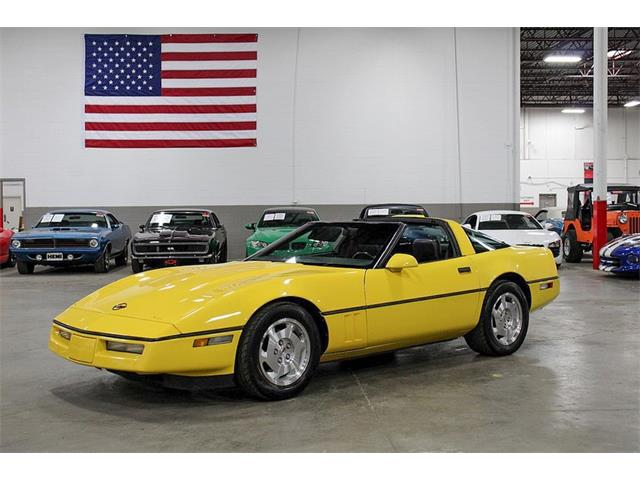 1988 Chevrolet Corvette (CC-1217637) for sale in Kentwood, Michigan