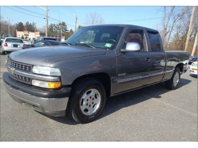 2002 Chevrolet Silverado (CC-1217657) for sale in Stratford, New Jersey