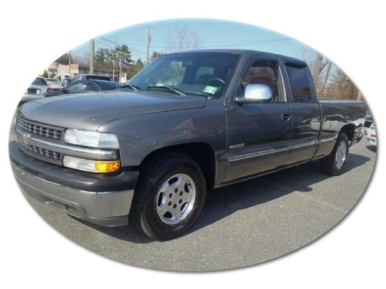 2002 Chevrolet Silverado (CC-1217657) for sale in Stratford, New Jersey