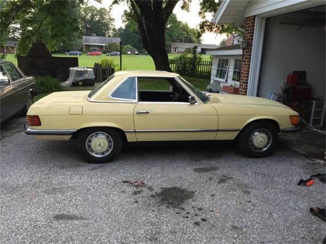 1973 Mercedes-Benz 450SL (CC-1210770) for sale in Cadillac, Michigan