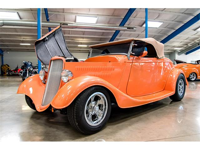 1933 Ford Roadster (CC-1217711) for sale in Salem, Ohio